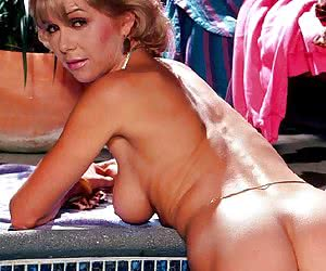 The hottest babes perform the dirty show inside