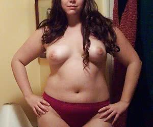 Sexy BBW Naked