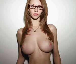 GF in Glasses