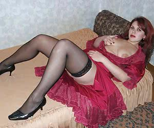 Crazy Slutty In Stockings