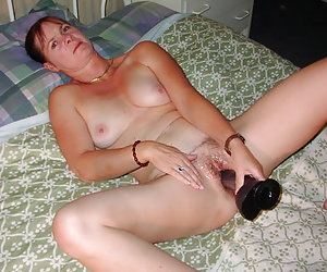 Nice slut has fun with toys gelery