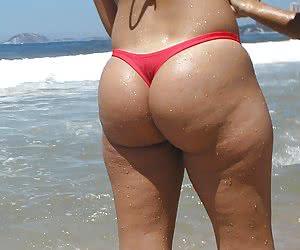Category: beach thong