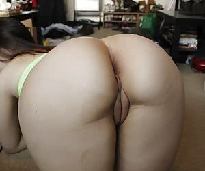 Focus On Pussy And Ass