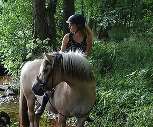Horse Riding Bitches