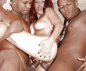 Rough Interracial