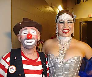 Wanker Clowns And Cruel Circus