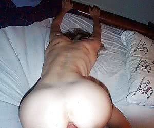 IN MY ASS - Fresh cute babes getting their tight assholes fucked!