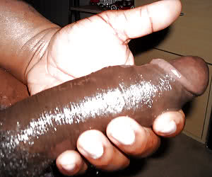 Is a huge collection of black cocks