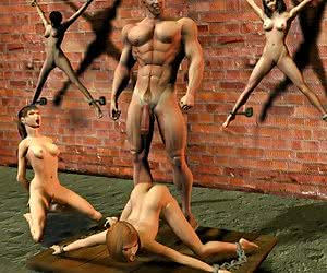 Submissive 3D Slaves