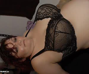 I know you guys and girls get off on black lace.  So, here you go drool over these hot pics  I love taking them for you.