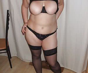Chubby and nice tits series