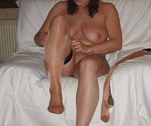 My sexy plump ex wife undresses for my camera before hardcore sex.