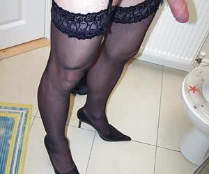 Kinky crossdresser photos