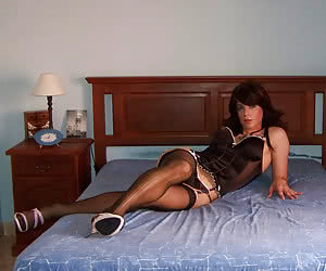 More cute myspace crossdressers gallery