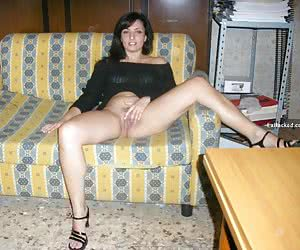 Private videos of real life girl next door posing naked