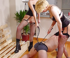 A amorous mistress in femdom pictures