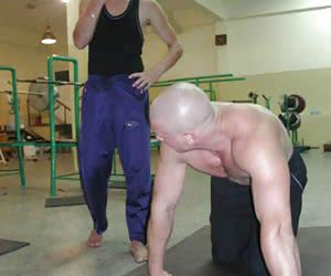 Guys In Gym