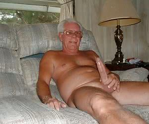 Horny Older Gay Men