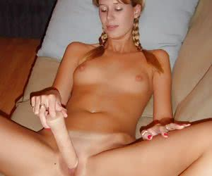 Homemade amateur fisting