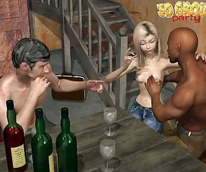 3d interracial comics free gallery