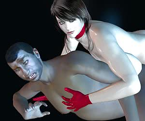 3D Interracial Porn Archive