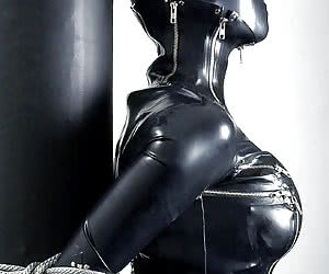 Bondage and Latex