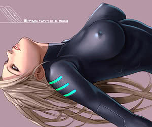 Feel temptation to stroke seeing latex hentai pics where chicks in latex without lingerie show bodies.