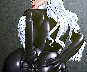 See some of these fascinating latex anime pictures right now and you wouldn't stay disappointed!