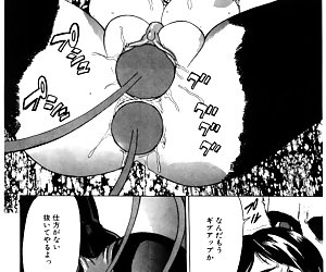 Witness what crazy master does with beautiful drawn enslaved slut in latex uniform in latex anime.
