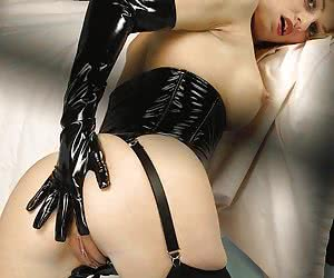 latex clothes
