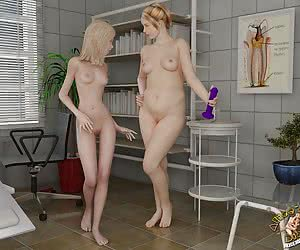 Fat mature lesbian and teen lovely babe