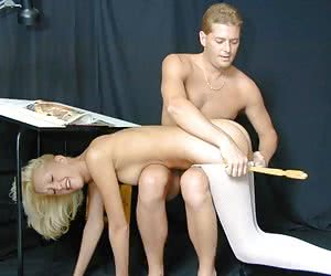 The girls spread their legs wide so these hard dicks could get in as much as possible!