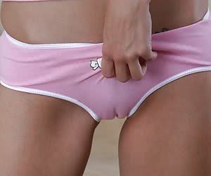 Panty Land - Teen models in wet panties! Fetish porn pictures and videos! Panty Sex Mania!