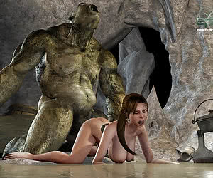 3d extreme monster movies