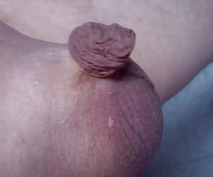 MY small little tiny cock  gelery