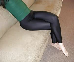 Spandex Fetish