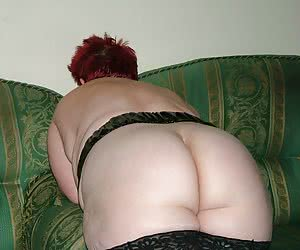 I am wearing some lovely black stockings and showing off my bum, boobs and bits just for you.