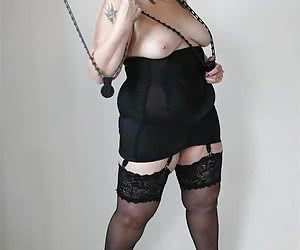 I love it that you ask for lots of stocking pics, so I have picked out some of my faves. Hope they will make you horny.
