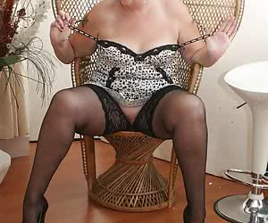 One of my fans sent me this lovely lingerie a few years ago,so I thought I would do some 'showing off' in it