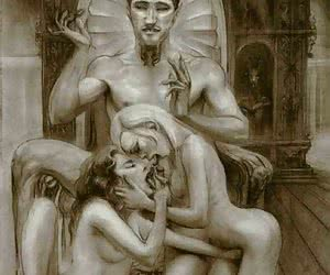 Hairy cocks and devil itself present in hot vintage cartoons porn.