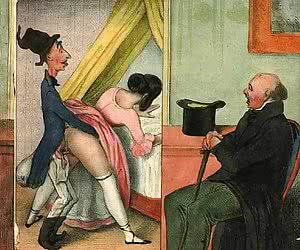 Old cartoon porn may nowadays seem a little bit strange or delirious.