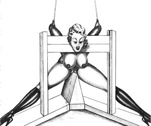 Old cartoon porn was always full of wild BDSM and hardcore sex.