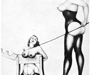 These retro porn cartoons may seem weird but in their times they were hot!