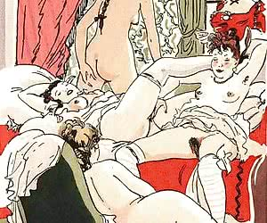 Vintage-cartoons-porn attracts lots of amateur attention.