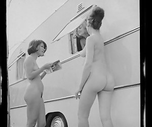 VINTAGE PORN COLLECTION. Rare retro and classic sex photos.