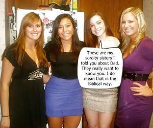 Family In Law Captions