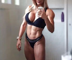 Muscle Bitches Photos