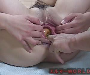 Anal Insertion Shock