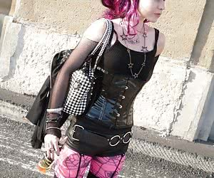 Emo Goth Pank Alternative