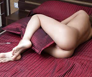 On The Bed